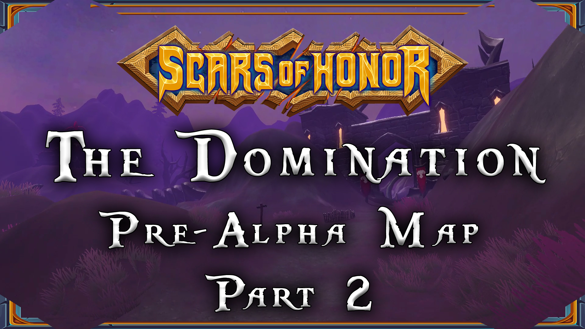 Pre-Alpha Map part 2 - The Domination