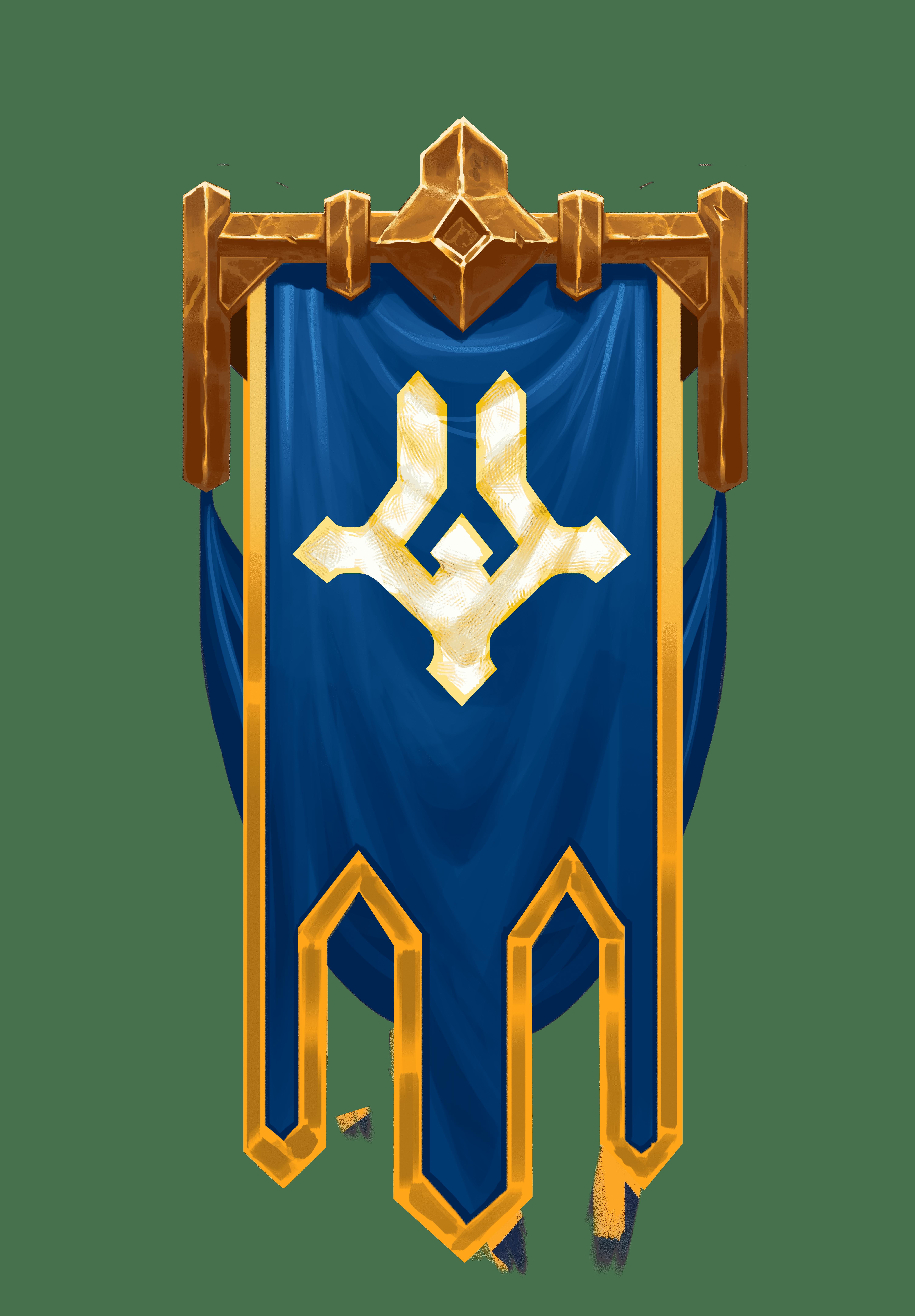 The Sacred Order Banner